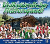 Cover  - Volkstümliche Hüttengaudi [2018]